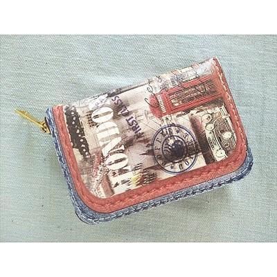 London pouch purse (NEW)
