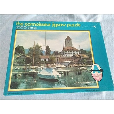 The connoisseur jigsaw puzzle No 5441 - 3000 piece (1181x889mm)