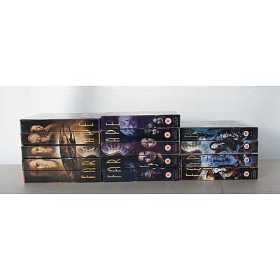 Assorted CD Series of Farscape