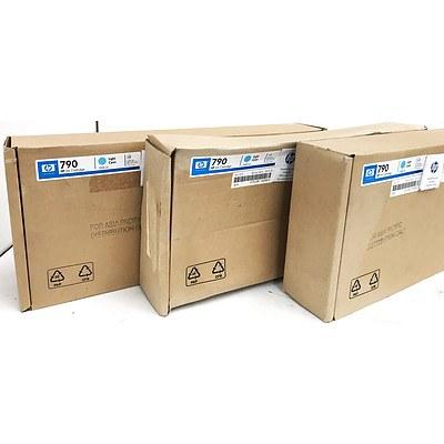 Hp DesignJet 9000 & 10000 Series Cartridges (CB275A) - Brand New - Set of 3