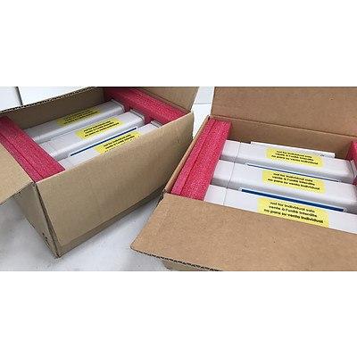 Hp DesignJet Series 5000 3 Yellow & Black Ink Cartridges