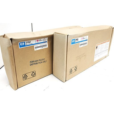 Hp DesignJet 9000 & 10000 Series Cartridges (CB276A) - Brand New - Set of 5