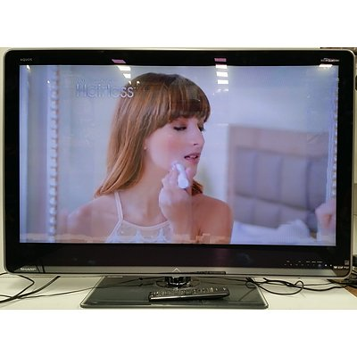 Sharp LC-46LE820X 46 Inch LCDTelevision