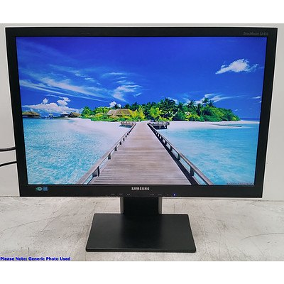 Samsung SyncMaster (SA450) 24-Inch Widescreen LED-Backlit LCD Monitor