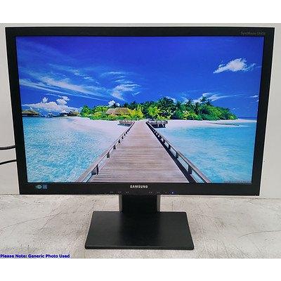 Samsung SyncMaster (SA450) 24-Inch Widescreen LED-Backlit LCD Monitor