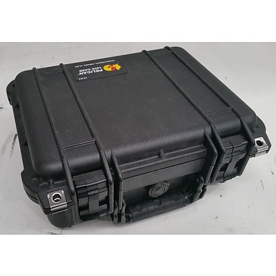Pelican 1400 Equipment Case