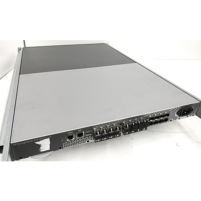 Hp StorageWorks 8/8 Full Fabric Enabled SAN Switch