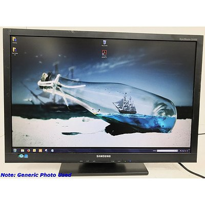 Samsung LS24A450 24 Inch Widescreen LED-Backlit LCD Monitor