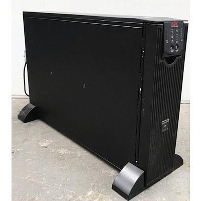 APC Smart-UPS RT 5000 3.5kW Floorstanding UPS