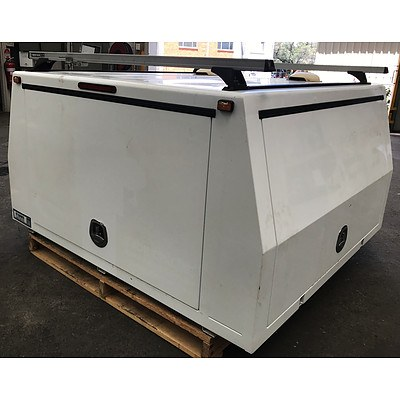 Cook's Body Works Tradies Ute Canopy