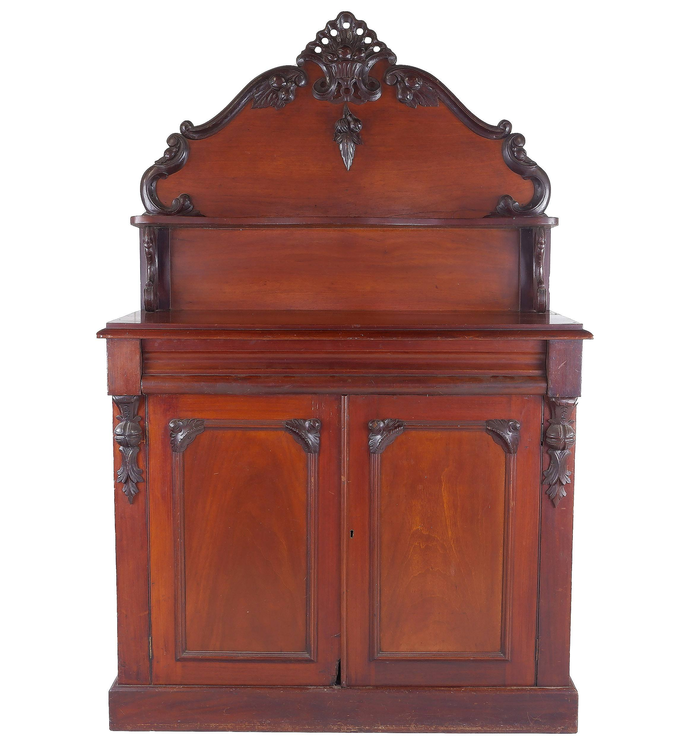 'Australian Cedar Chiffonier, 4th Quarter of the 19th Century'
