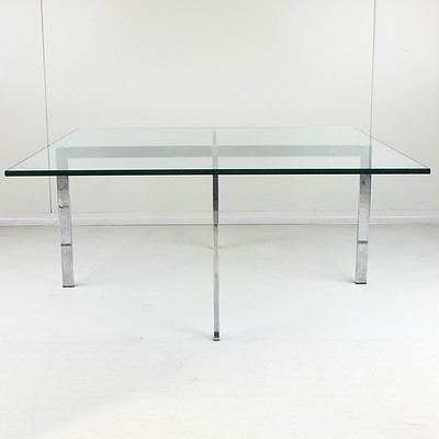 Mies Van Der Rohe Design Barcelona Coffee Table
