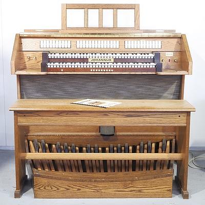 Johannus Opus 215 Organ