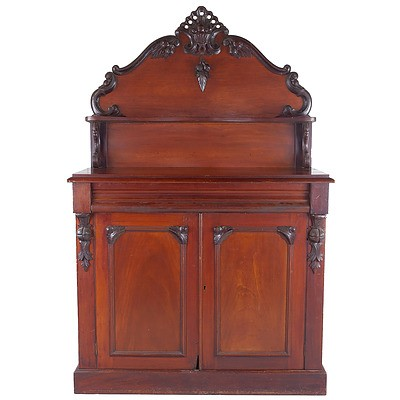 Australian Cedar Chiffonier, 4th Quarter of the 19th Century