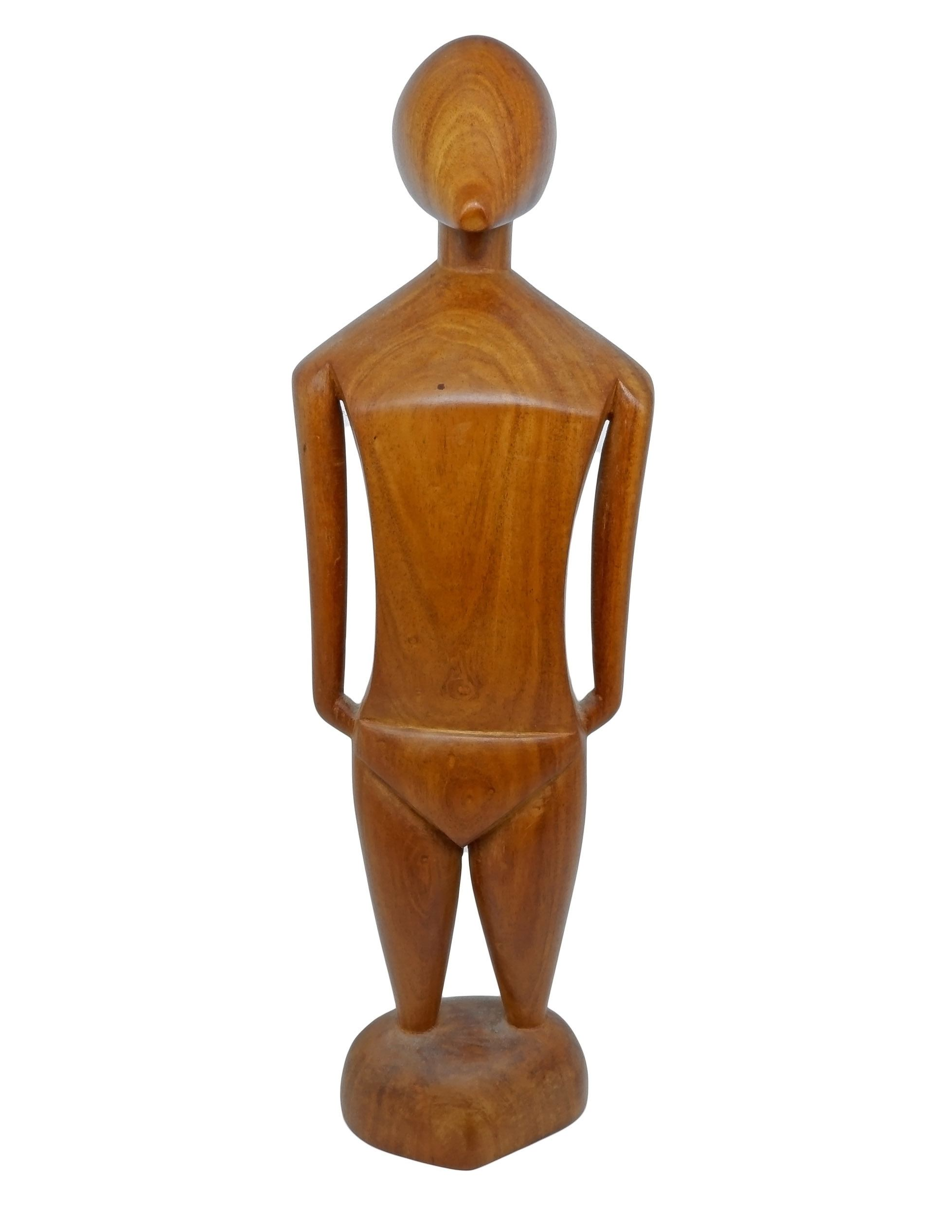 'Caroline Islands Female Figure (Nukuoro), Late 20th Century'