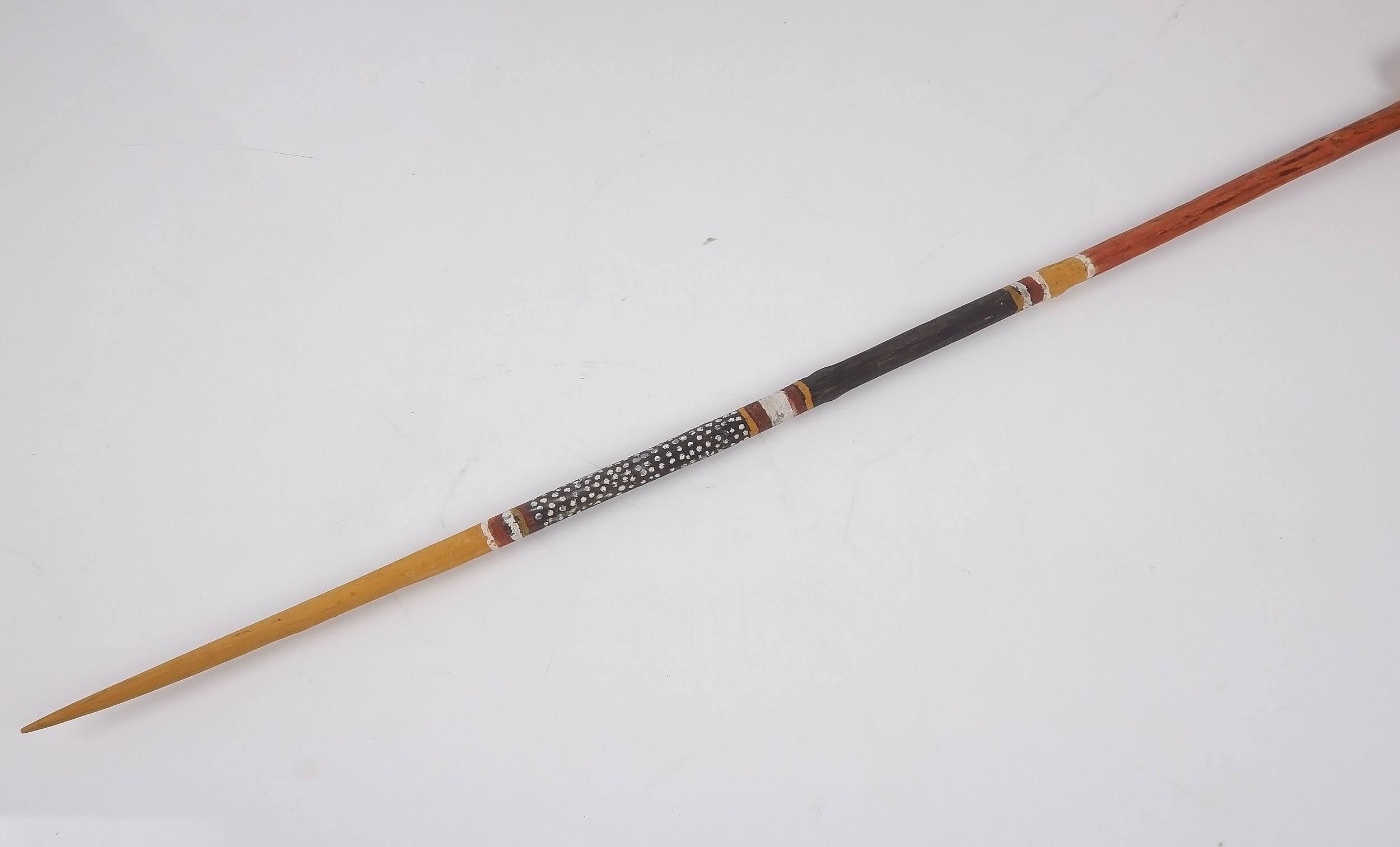 'Aboriginal Spear    '