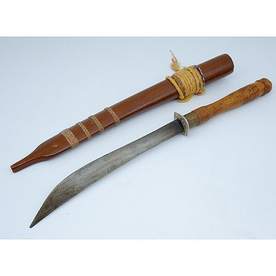 South-East Asian Sword