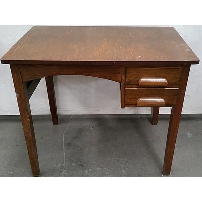 Vintage Study Desk