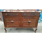 Maple Sideboard - Circa 1940's