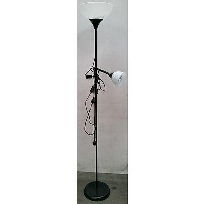 Contemporary Floor/Reading Lamp