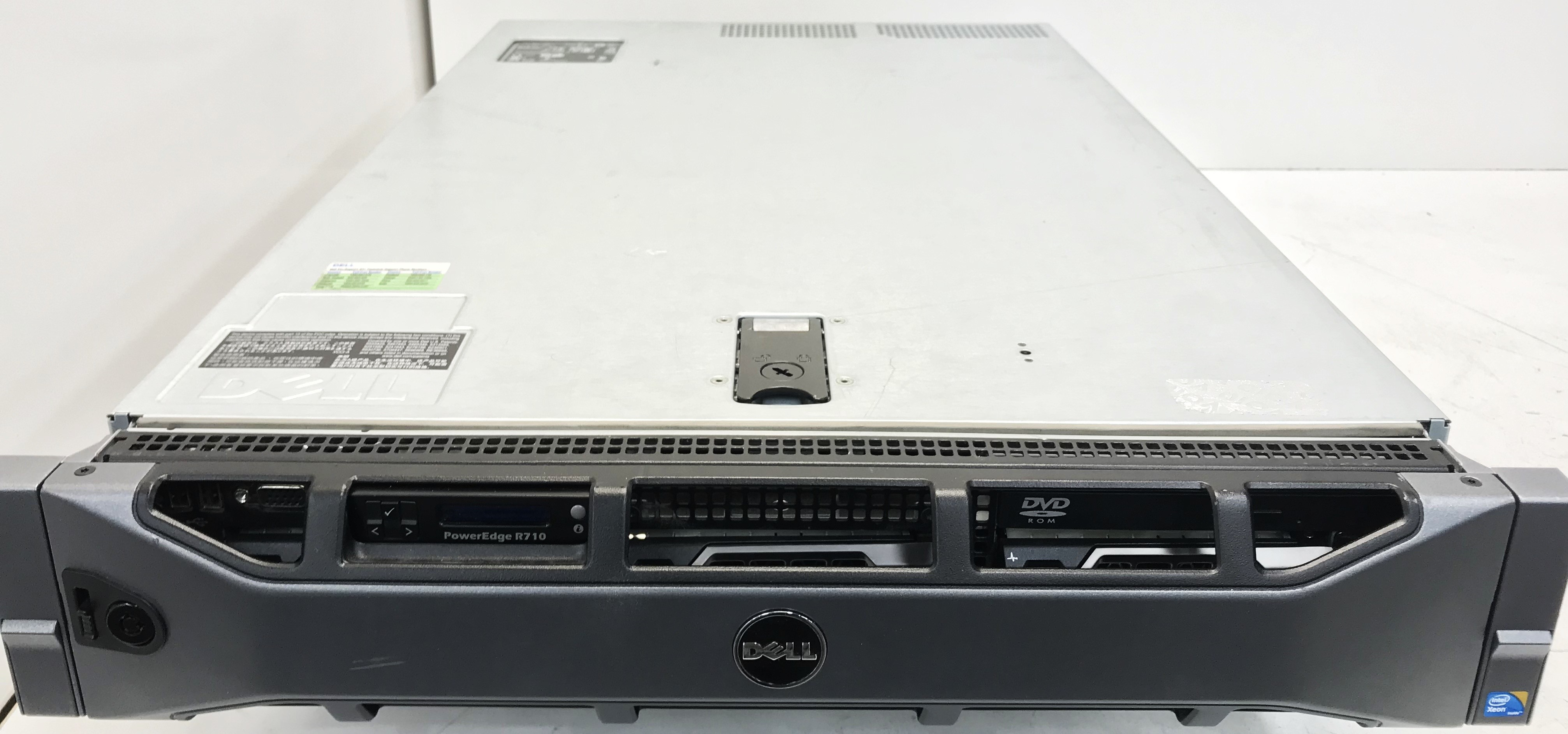 Dell PowerEdge R710 Dual Hexa-Core Xeon X5660 3 2GHz 2 RU Server
