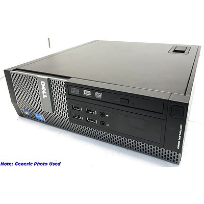Dell Optiplex 9020 Core i5 -4590 3.3GHz SFF Computer