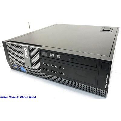 Dell Optiplex 9020 Core i5 -4570 3.2GHz SFF Computer