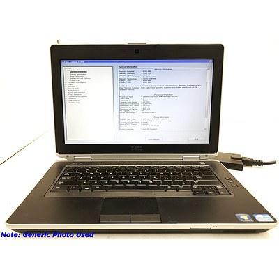 Dell Latitude E6430 14.1 Inch Widescreen Core i7 -3540M Mobile 3.0GHz Laptop
