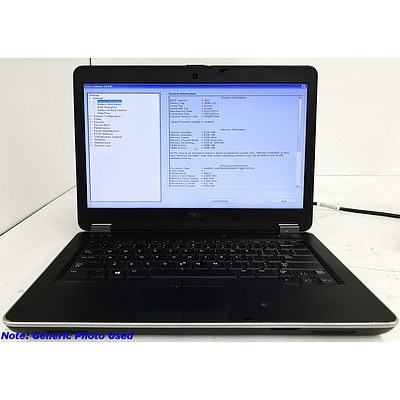 Dell Latitude E6440 14.1 Inch Widescreen Core i5 -4310M Mobile 2.7GHz Laptop