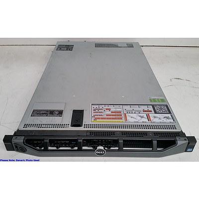 Dell PowerEdge R620 Dual Hexa-Core Xeon (E5-2640 0) 2.50GHz 1 RU Server
