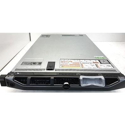 Dell PowerEdge R620 Dual Hexa-Core Xeon E5-2640 2.5GHz 1 RU Server