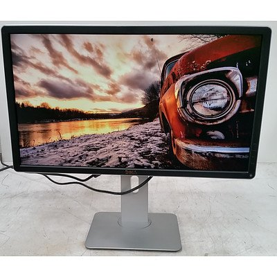 Dell P2414Hb 24-Inch Full HD (1080p) Widescreen LED-Backlit LCD Monitor