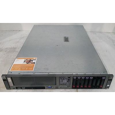 HP ProLiant DL380 G5 Dual-Core Xeon 2.00GHz CPU 2 RU Server
