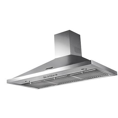 Falcon FALHDCP90SC 90cm Stainless Steel Range Hood - RRP $1,679 - Brand New