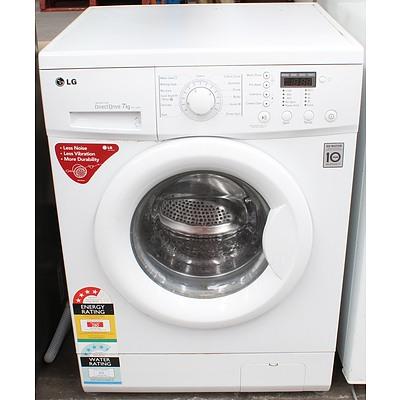 LG Direct Drive Inverter 7.5 Kg Front Loader Washing Machine