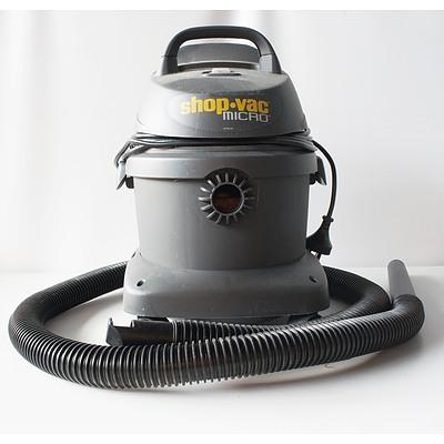 Shop Vac Micro 10L Vacuum Cleaner