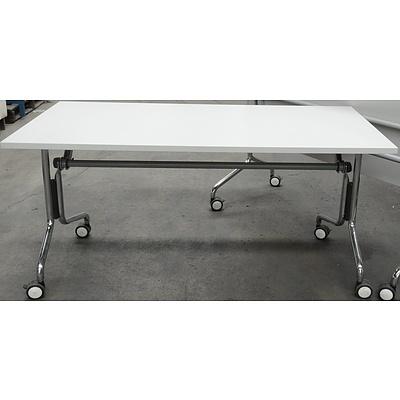 Sigtah Flip Top Table
