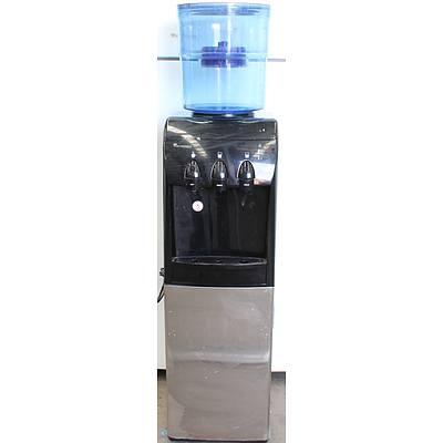 Aquaport Floor Standing Hot and Chilled Water Dispenser