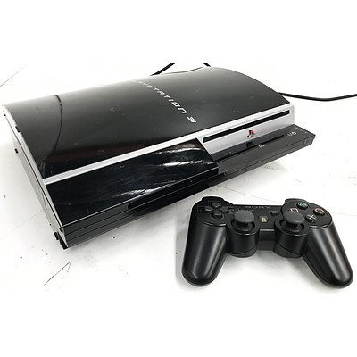Sony Playstation 3 Game Console with Controller