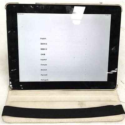 Apple A1460 4th Gen 32GB iPad