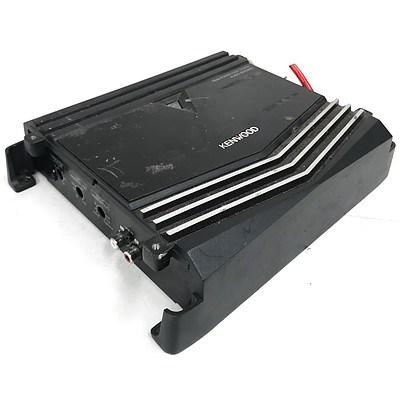 Kenwood KAC-8106D Class D Mono Power Amplifier