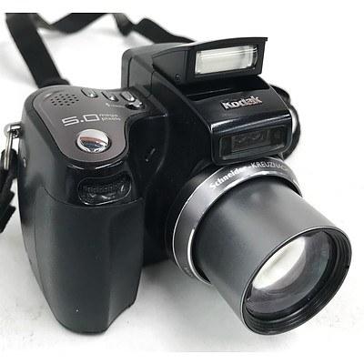 Kodak EasyShare Z7590 5.0mega pixel Digital Camera