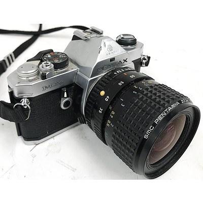 Pentax MX 35mm SLR Camera