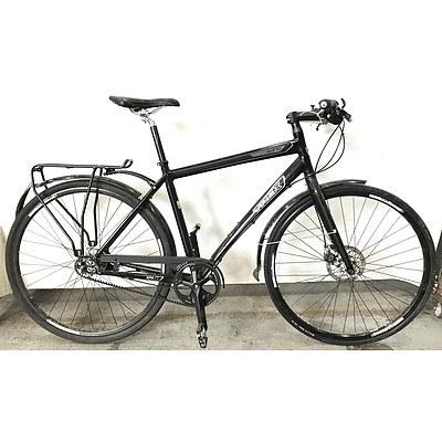 Trek Soho 8 Speed Hybrid Bike