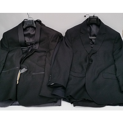 Men's Suit Jackets and Women's Clothing - Lot of 17 - New
