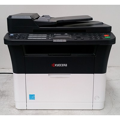 Kyocera FS-1325MFP Black & White Multi-Function Printer