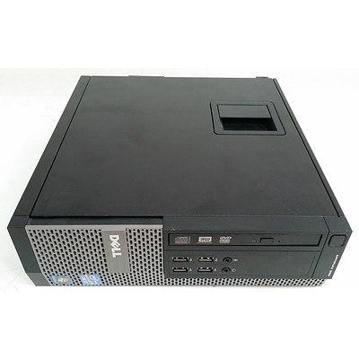 Dell OptiPlex 990 Core i7 (2600) 3.40GHz Small Form Factor Computer