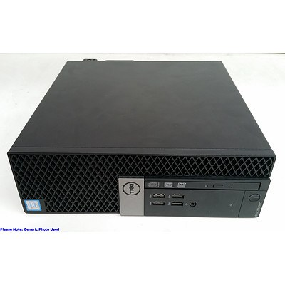 Dell OptiPlex 7040 Core i5 (6500) 3.20GHz Small Form Factor Computer