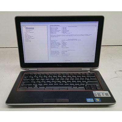 Dell Latitude E6320 13.3 Inch Widescreen Core i5 (2520M) 2.50GHz Laptop