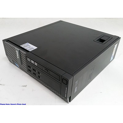 Dell OptiPlex 9020 Core i5 (4590) 3.30GHz Small Form Factor Computer
